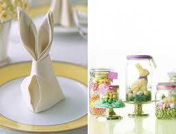 Table Decorations For Easter Brunch by Easter Decor Archives Simplified Bee