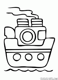 coloring page for children age 3 and up