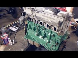 engine block painting how to use por15 engine enamel funrover
