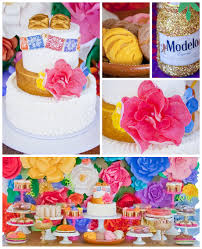 kara s ideas colorful mexican themed baby shower