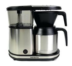 Coffee Maker Thermal Coffee Maker Thermal Carafe Cone Filter
