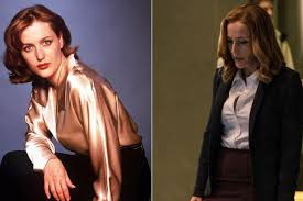 Gillian Anderson Latex - the x files gillian anderson shares fetish picture as fans gush