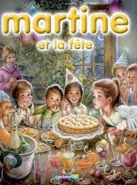 martine fait la cuisine gilbert delahaye martine et la fête albums illustrés livres