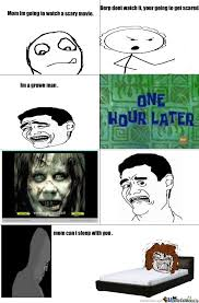 Memes Scared - memes scary movie image memes at relatably com