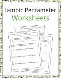 Flag Day Reading Comprehension Worksheets Iambic Pentameter Examples Definition And Worksheets Kidskonnect