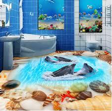 bathroom mural ideas bathroom flooring cool bathroom floor mural home design popular