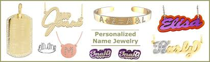 Name Jewelry Personalized Boutique Inc