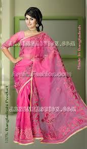 bangladeshi sharee pink saree bangladeshipink sareecollection from