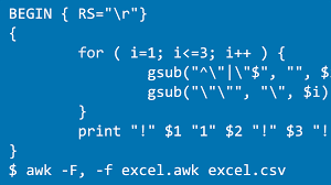 pattern matching using awk exles working with records fields patterns and actions