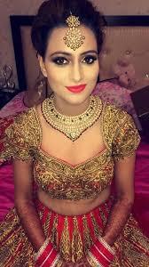 find makeup artists make up by chandni girdhar find best wedding makeup artist in