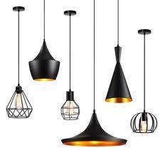 Pendant Light With Shade Hanging L Shade Ebay