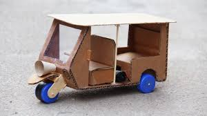 How To Make A Large Toy Chest by How To Make A Powered Richshaw Tuk Tuk Electric Rickshaw