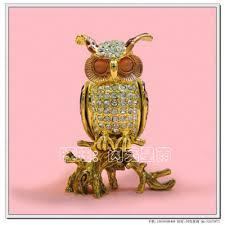 qoo10 russia color tin handicraft decorative metal owl ornaments