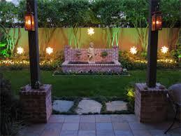 Landscape Lighting - Backyard lighting design