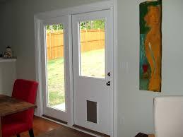 Dog Door For Patio Sliding Door Installing Pulleys At Sliding Door Dog Door