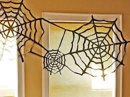 Spider Web Halloween Decoration 5 Cheap U0026 Easy Diy Halloween Decorations Manitoba Harvest