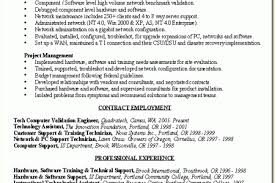Scannable Resume Sample by Scan Coordinator Resume Sample Reentrycorps