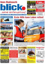 Sch E G Stige K Hen Inn Salzach Blick Ausgabe 36 2016 By Blickpunkt Verlag Issuu