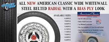 15 Inch Truck Tires Bias Revolutionary New Whitewall Tire From Coker Coker Tire