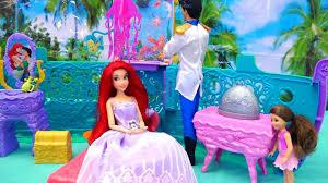disney mermaid toys u0026 dolls melody u0027s mermaid friend