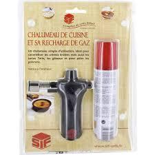 comment recharger un chalumeau de cuisine chalumeau de cuisine sif avec une recharge de chalumeau de cuisine
