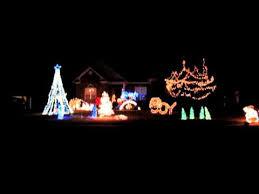 christmas lights huntsville al deck the hall 2012 lor christmas light show huntsville alabama
