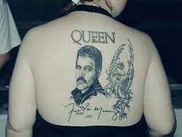 tattoo queen photos queen tattoos