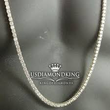 necklace diamond ebay images Mens diamond chain ebay eternity jewelry jpg