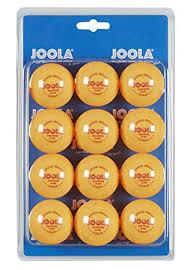 Amazon Ping Pong Table Amazon Com Joola 40mm Table Tennis Training Ball 12 Count Set 1