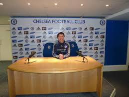 Football Conference Table Chelsea Fc Tour Press Conference Room Picture Of Chelsea Fc