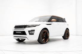 modified range rover evoque official startech range rover evoque gtspirit