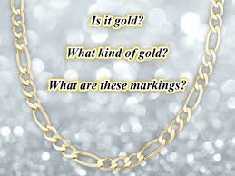 necklace with ring meaning images 750 585 417 gold markings on jewelry what they mean bellatory jpg