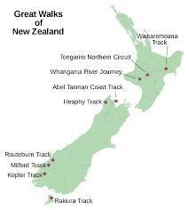 The New Zealand Cycle Trail Official Website New Zealand Great Walks Wikipedia