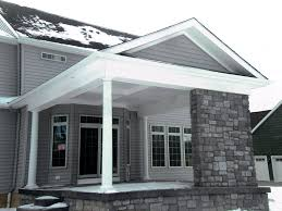 porch repair u0026 construction buffalo concrete patio ideas ivy