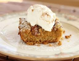 thanksgiving pumpkin crumble cake recipe your new pumpkin pie