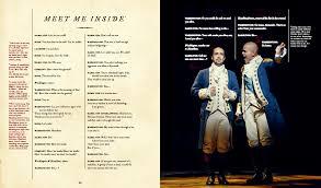 hamilton the revolution by jeremy mccarter and lin manuel miranda