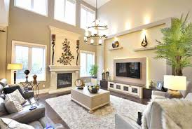 Decorating Ideas For Living Rooms With High Ceilings Living Room Living Room With High Ceilings Ideas Lounge