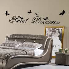 compare prices diy wall art online shopping buy low price modern wall sticker sweet dreams vinyl art mural diy decals for home house decorations