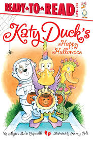 picture of happy halloween katy duck u0027s happy halloween book by alyssa satin capucilli