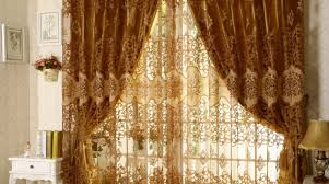 Beautiful Window Curtain Designs Living Room Beautiful Colorful Living Room Curtain Design