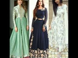 latest designer anarkali dresses designs latest fashion trends
