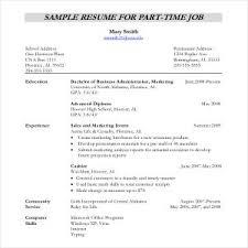 best resume for part time jobs near me ideas of sle resume format pdf targer golden dragon wonderful