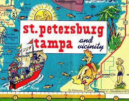 Florida Map Gulf by Retroland U S A U0027s Most Recent Flickr Photos Picssr