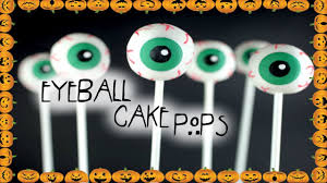 making eyeball cake pops fail youtube