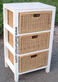 Wicker Bathroom Accessories by Vintage Rattan Furniture Awesome Concept Bathroom Accessories