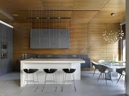 revetement mur cuisine 99 idées de cuisine moderne où le bois est à la mode
