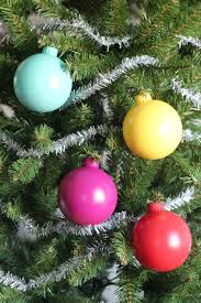 10 fun ways to dress up a glass ornament hgtv