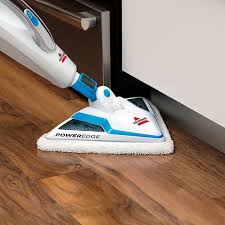 poweredge lift steam mop floor cleaner bissell
