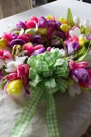 Tulip Wreath A Summer Wreath