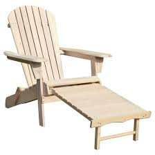 Pull Out Chair Adirondack Chair Kit With Pullout Ottoman Northbeam Target